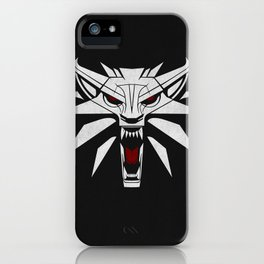 Witcher iconic design iPhone Case