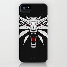 Witcher iconic design iPhone Case