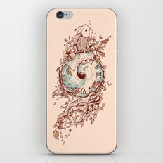 A Temporal Existence iPhone & iPod Skin