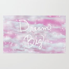 Dream Big in Pink Rug