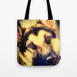 You Looking At Me?  -  Graphic 1 Tote Bag