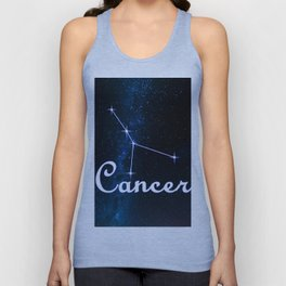 Cancer Unisex Tank Top