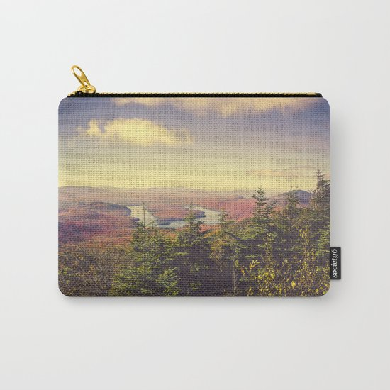 Endless Mountains Forever Wild Carry-All Pouch