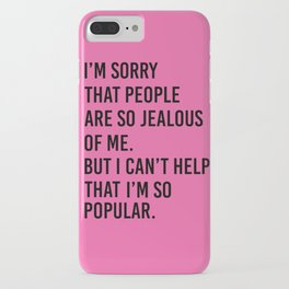 So Popular iPhone Case