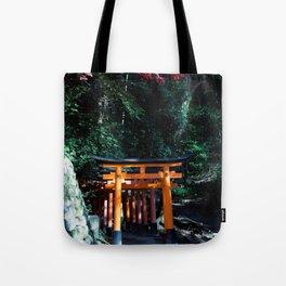 Kyoto Fushimi Inari-taisha Tote Bag