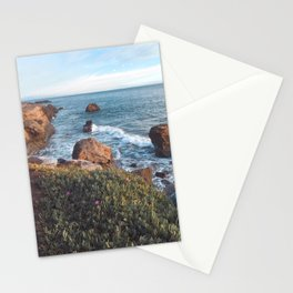 Santa Cruz Coast Stationery Cards