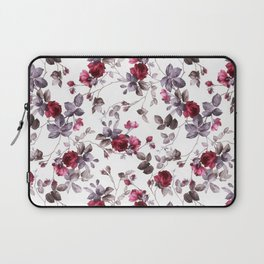 winter floral Laptop Sleeve