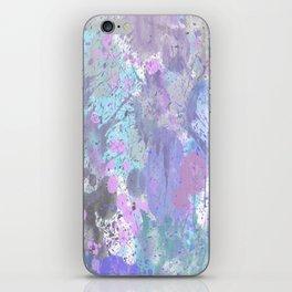 Dull Splatter iPhone Skin