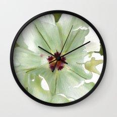 Flower Three Wall Clock