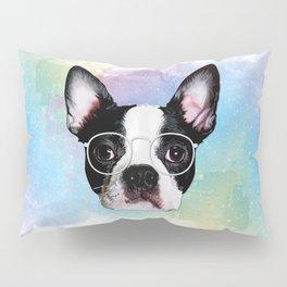 Boston terrier dog Pillow Sham