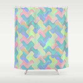 Complex Pressure Shower Curtain