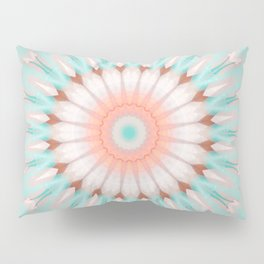 Mandala newborn child Pillow Sham