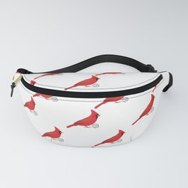Volleyball Cardinal Fanny Pack