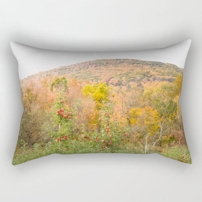 Autumn Upstate Rectangular Pillow