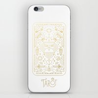 tarot iPhone & iPod Skins featuring Tarot. by Enrique Larios