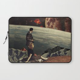 The Roses Came Laptop Sleeve