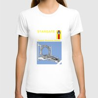 stargate T-shirts featuring Stargate by Paul Elder