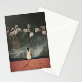 Hanging on to a Dream Stationery Cards