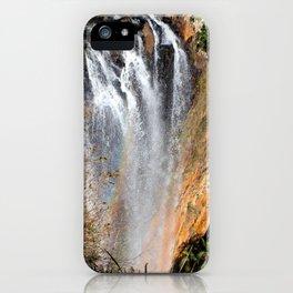 Vertigo iPhone Case