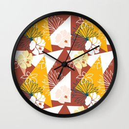 TROPICAL FEELING COLECTION Wall Clock