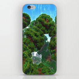 Bacterium Hedgerow iPhone Skin