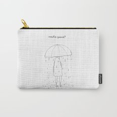 weather forecast Carry-All Pouch
