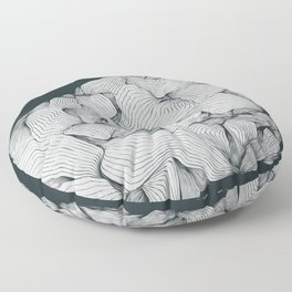 Come To Nothing Floor Pillow
