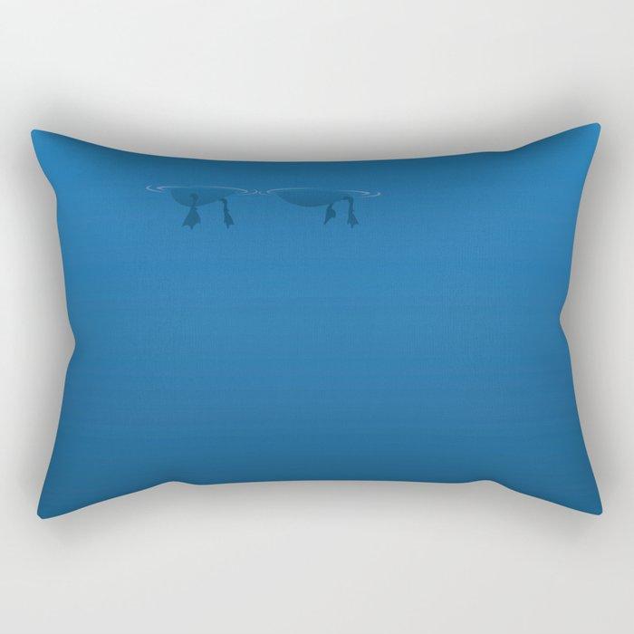 Duck Rectangular Pillow
