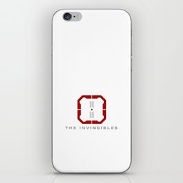 The Invincibles iPhone Skin