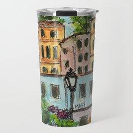 Viareggio Villas Travel Mug