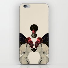 helen and clytemnestra iPhone & iPod Skin