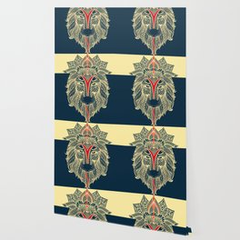 Rubino Spirit Wolf Wallpaper