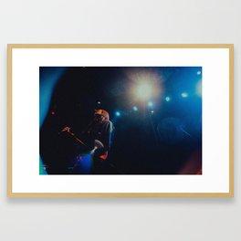 Wax Idols Framed Art Print