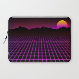 80s Vibes Laptop Sleeve