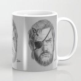 Punished Venom Snake - Metal Gear Solid V: The Phantom Pain Coffee Mug