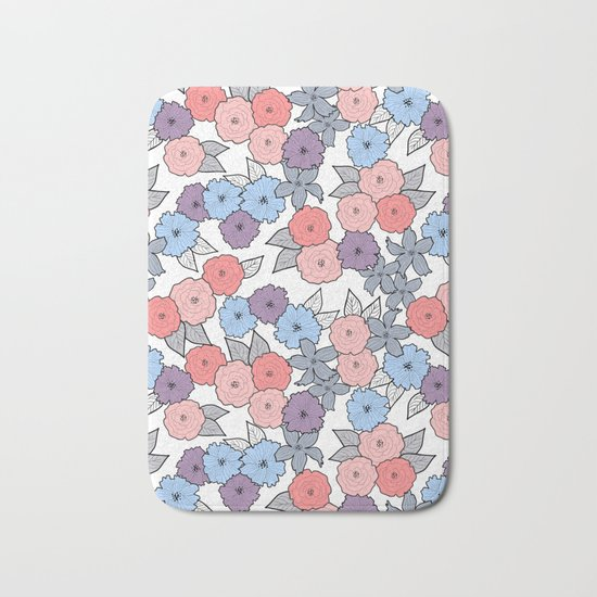 Bloom Baby Bloom Bath Mat