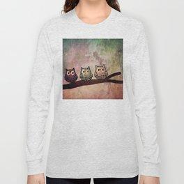 owl-46 Long Sleeve T-shirt
