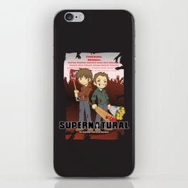 Supernatural - Goin to the Winchesters iPhone Skin