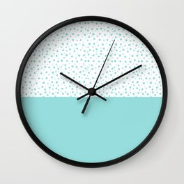 Limpet Shell Wall Clock