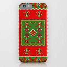 Grid Pattern-1 Slim Case iPhone 6s