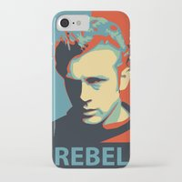 rebel iPhone & iPod Cases featuring Rebel by Sparks68