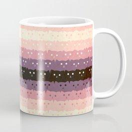 Cat Stripe Coffee Mug