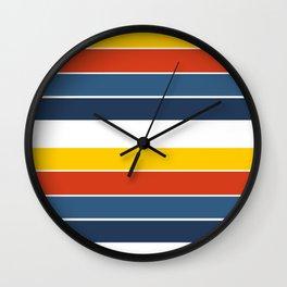 CLASSIC STRIPES Wall Clock