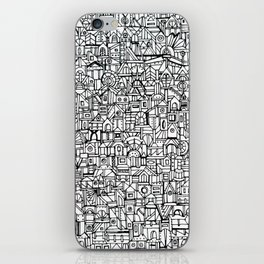 You Are Here #10 iPhone Skin