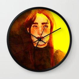 jehan4 Wall Clock