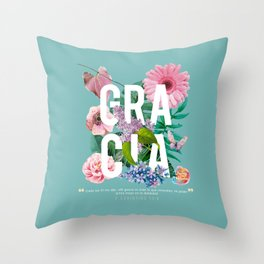 Gracia Throw Pillow