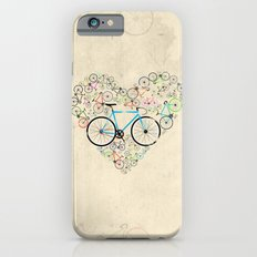 I Love My Bike Slim Case iPhone 6s