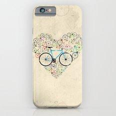 I Love My Bike iPhone 6 Slim Case