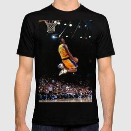 K.B King of  Basketball Art Print06 T-shirt