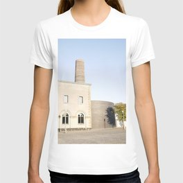 industrial poetry T-shirt